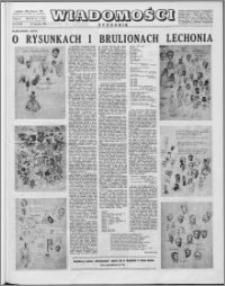 Wiadomości, R. 15 nr 3 (720), 1960