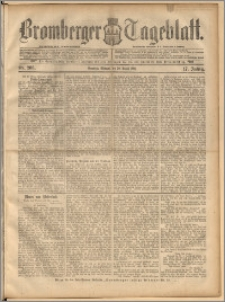 Bromberger Tageblatt. J. 17, 1893, nr 203