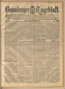 Bromberger Tageblatt. J. 17, 1893, nr 217