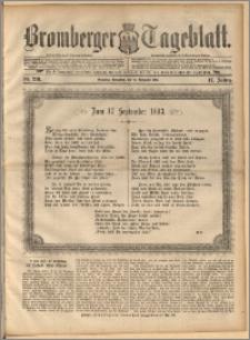 Bromberger Tageblatt. J. 17, 1893, nr 218