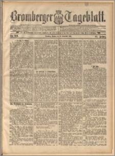 Bromberger Tageblatt. J. 17, 1893, nr 219