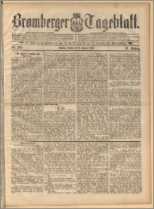 Bromberger Tageblatt. J. 17, 1893, nr 225