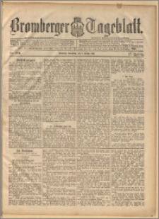Bromberger Tageblatt. J. 17, 1893, nr 234