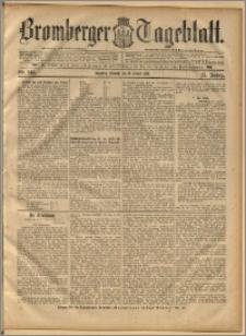 Bromberger Tageblatt. J. 17, 1893, nr 245