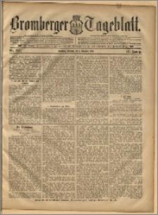 Bromberger Tageblatt. J. 17, 1893, nr 257