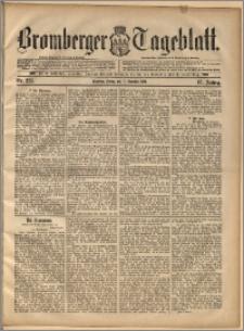 Bromberger Tageblatt. J. 17, 1893, nr 271