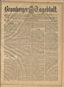 Bromberger Tageblatt. J. 17, 1893, nr 278