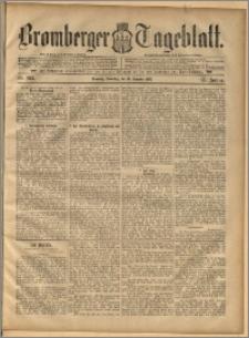 Bromberger Tageblatt. J. 17, 1893, nr 281