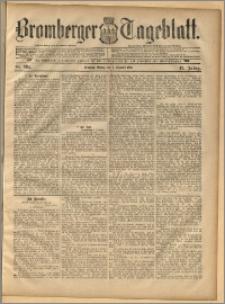 Bromberger Tageblatt. J. 17, 1893, nr 284