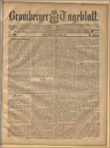 Bromberger Tageblatt. J. 17, 1893, nr 286