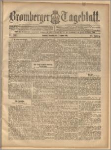 Bromberger Tageblatt. J. 17, 1893, nr 287