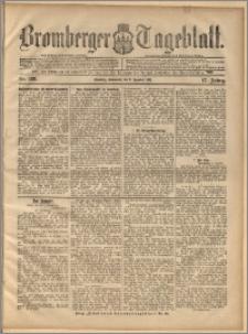 Bromberger Tageblatt. J. 17, 1893, nr 289