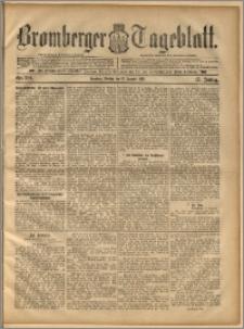 Bromberger Tageblatt. J. 17, 1893, nr 291