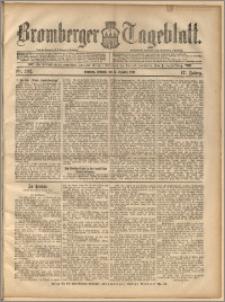 Bromberger Tageblatt. J. 17, 1893, nr 292