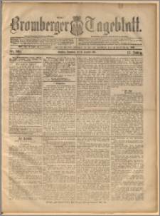 Bromberger Tageblatt. J. 17, 1893, nr 301