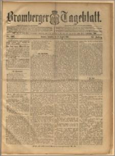 Bromberger Tageblatt. J. 17, 1893, nr 305