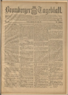 Bromberger Tageblatt. J. 18, 1894, nr 57