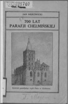 Siedemset lat parafii chełmińskiej