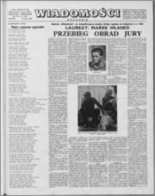 Wiadomości, R. 15 nr 11 (728), 1960