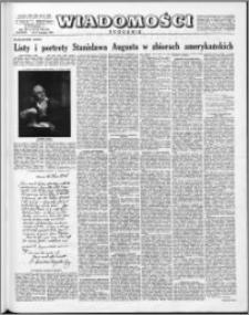Wiadomości, R. 15 nr 15/16 (732/733), 1960