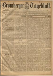 Bromberger Tageblatt. J. 18, 1894, nr 176