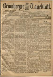 Bromberger Tageblatt. J. 18, 1894, nr 187