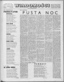 Wiadomości, R. 15 nr 19 (736), 1960