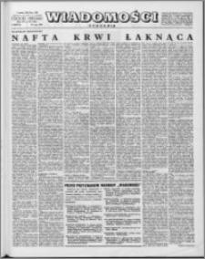 Wiadomości, R. 15 nr 22 (739), 1960