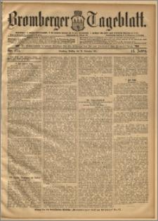 Bromberger Tageblatt. J. 18, 1894, nr 273