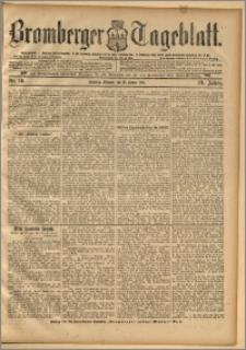 Bromberger Tageblatt. J. 19, 1895, nr 19