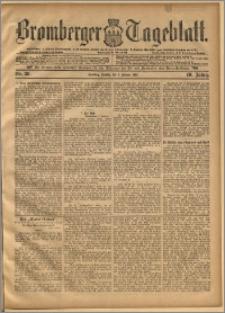 Bromberger Tageblatt. J. 19, 1895, nr 30