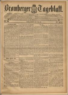Bromberger Tageblatt. J. 19, 1895, nr 58