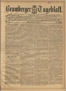 Bromberger Tageblatt. J. 19, 1895, nr 64