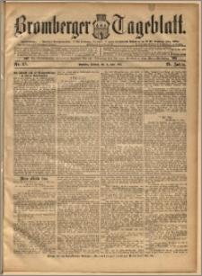 Bromberger Tageblatt. J. 19, 1895, nr 85