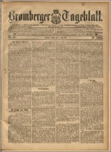 Bromberger Tageblatt. J. 19, 1895, nr 115