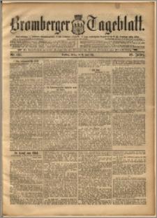 Bromberger Tageblatt. J. 19, 1895, nr 137