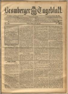 Bromberger Tageblatt. J. 19, 1895, nr 145