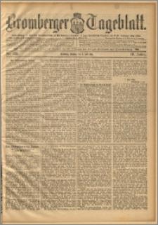 Bromberger Tageblatt. J. 19, 1895, nr 158