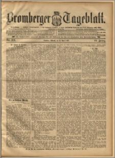 Bromberger Tageblatt. J. 19, 1895, nr 189