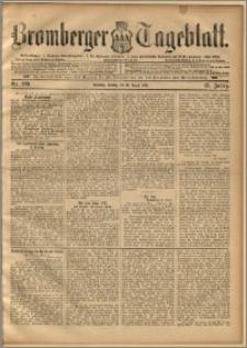 Bromberger Tageblatt. J. 19, 1895, nr 199