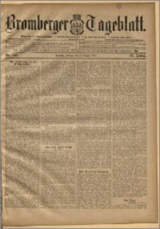 Bromberger Tageblatt. J. 19, 1895, nr 247