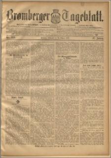 Bromberger Tageblatt. J. 19, 1895, nr 255