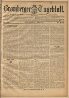 Bromberger Tageblatt. J. 19, 1895, nr 262