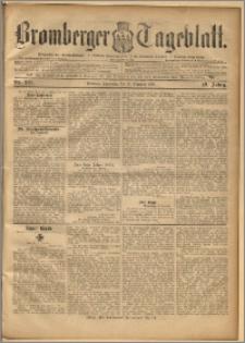Bromberger Tageblatt. J. 19, 1895, nr 279