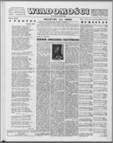 Wiadomości, R. 15 nr 40 (757), 1960