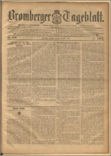 Bromberger Tageblatt. J. 19, 1895, nr 298