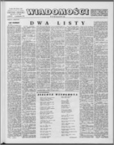 Wiadomości, R. 15 nr 41 (758), 1960