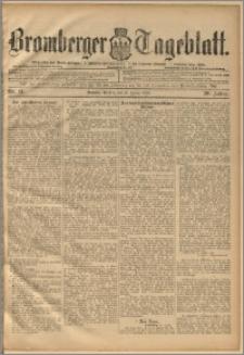 Bromberger Tageblatt. J. 20, 1896, nr 10
