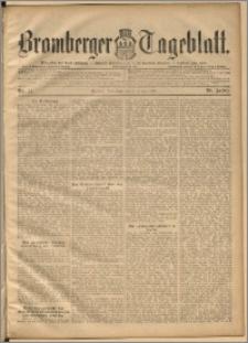 Bromberger Tageblatt. J. 20, 1896, nr 14