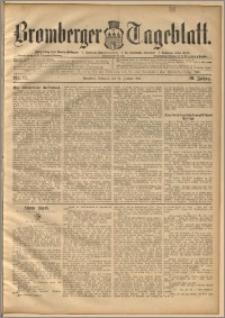 Bromberger Tageblatt. J. 20, 1896, nr 17